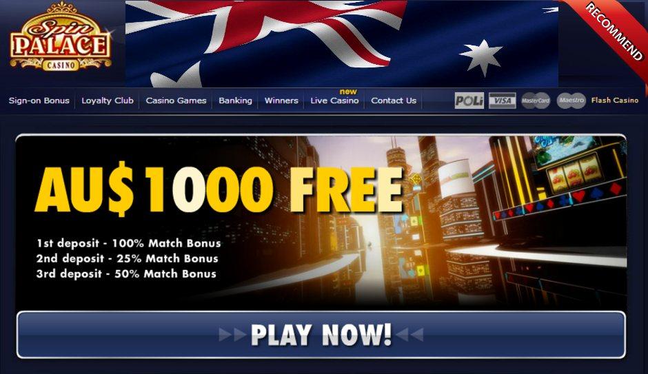 2019 s Top 5 Australian Online Casinos